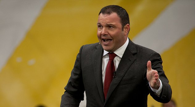 Mark driscoll blow job