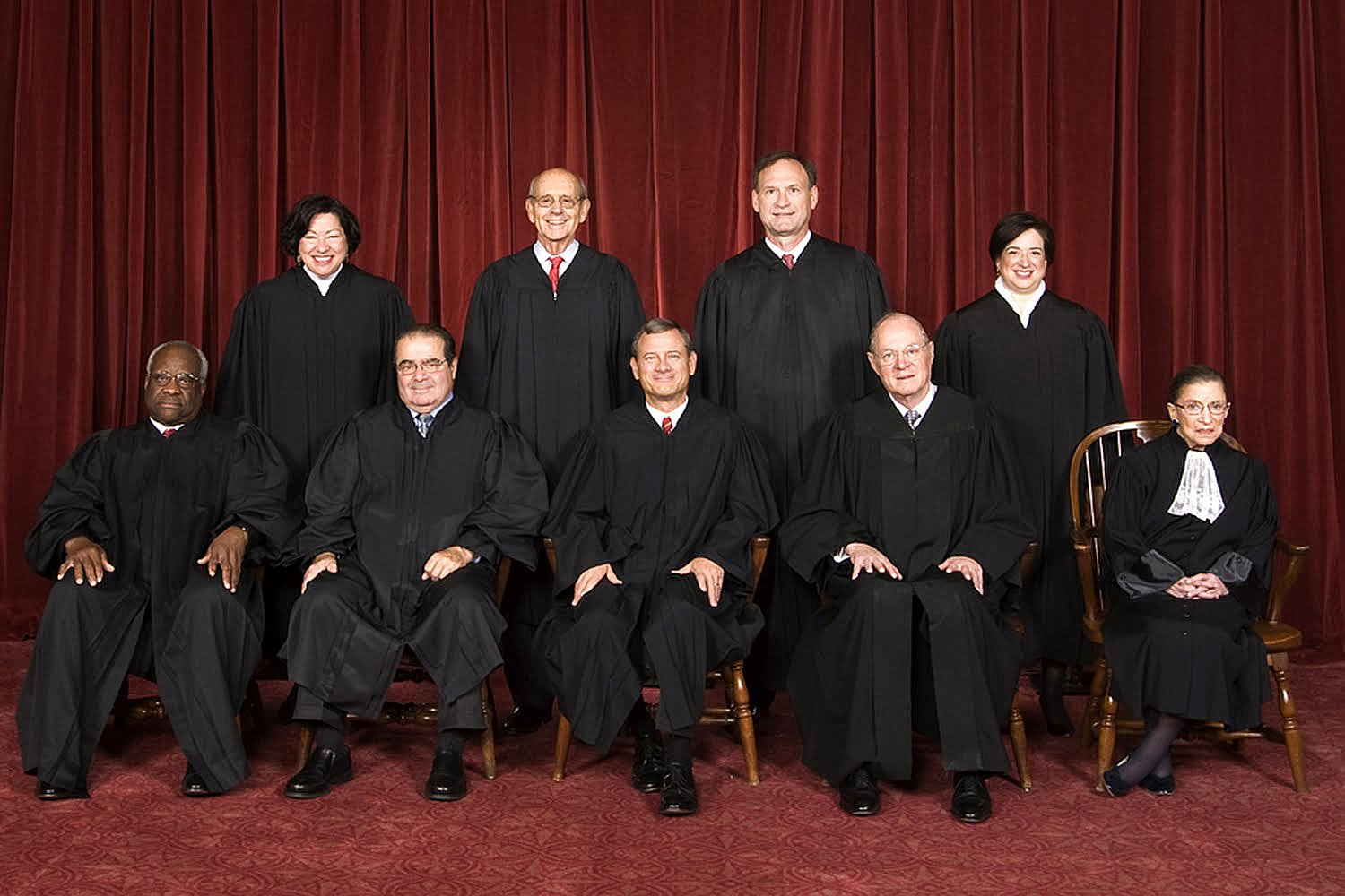 Wednesday, the U.S. Supreme Court hear arguments on whether government-sanctioned prayer before public meetings is constitutional. Photo via Wikipedia Commons