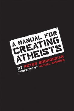 """""""A Manual for Creating Atheists"""" cover courtesy Pitchstone Publishing."""