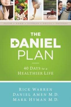 "Rick Warren's new book ""The Daniel Plan"" photo courtesy"