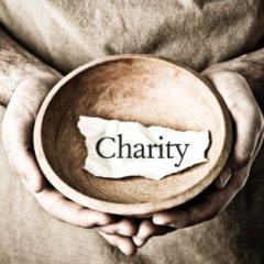 """""""Charity"""" by Gary A. Anderson"""