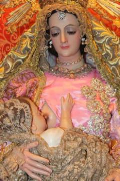 La Virgen de la Leche y Buen Parto.