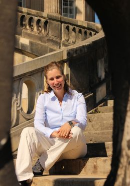 Jasmin Bruck photo by by Matthias Zimmermann/Universität Potsdam