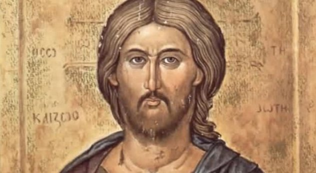 Fox News' Megyn Kelly's white Jesus is wrong both  historically and theologically. - Image is public domain