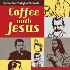 """Coffee with Jesus"" by David Wilkie"