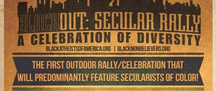 Blackout Secular Rally