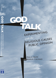 God Talk by Paul Djupe and Brian Calfano