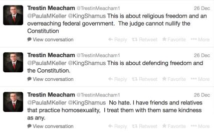 Twitter nullification argument