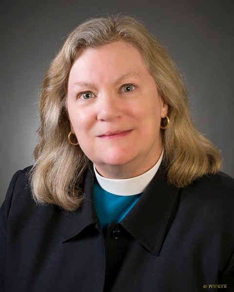 The Rev. Gay Clark Jennings, President of the House of Deputies of the Episcopal Church. Photo courtesy of Mort Tucker Photography