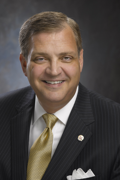The Rev. R. Albert Mohler Jr. is president of The Southern Baptist Theological Seminary in Louisville, Ky. Photo courtesy of Rev. R. Albert Mohler Jr.