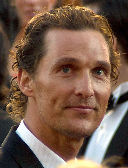 'True Detective' star Matthew McConaughey at the 83rd Academy Awards.