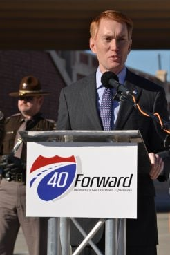 Rep. James Lankford photo courtesy U.S. Congressman James Lankford official website
