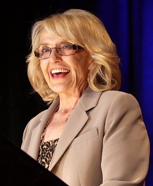 Arizona Governor Jan Brewer (2013)