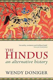 """Book jacket of Wendy Doniger's book, """"The Hindus: An Alternative History"""""""