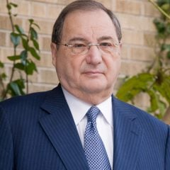 Abraham H. Foxman, National Director of the Anti-Defamation League (ADL) since 1987, is world-renowned as a leader in the fight against anti-Semitism, bigotry and discrimination. Photo courtesy of Anti-Defamation League