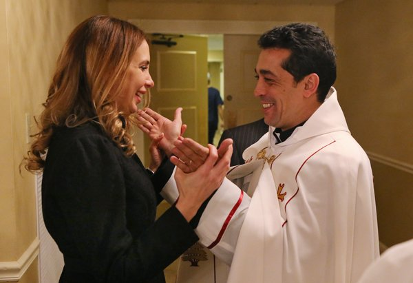 A Married Man Is Ordained A Maronite Catholic Priest