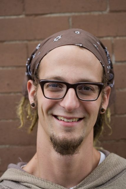 Shane Claiborne is an activist and best-selling author, founder of The Simple Way in Philadelphia and popular speaker. You can find him at www.redletterchristians.org. Photo courtesy of Shane Claiborne