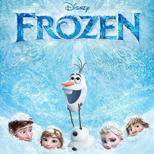Frozen - Photo by Katie Strandlund via Flickr (http://bit.ly/1cCf2oU)