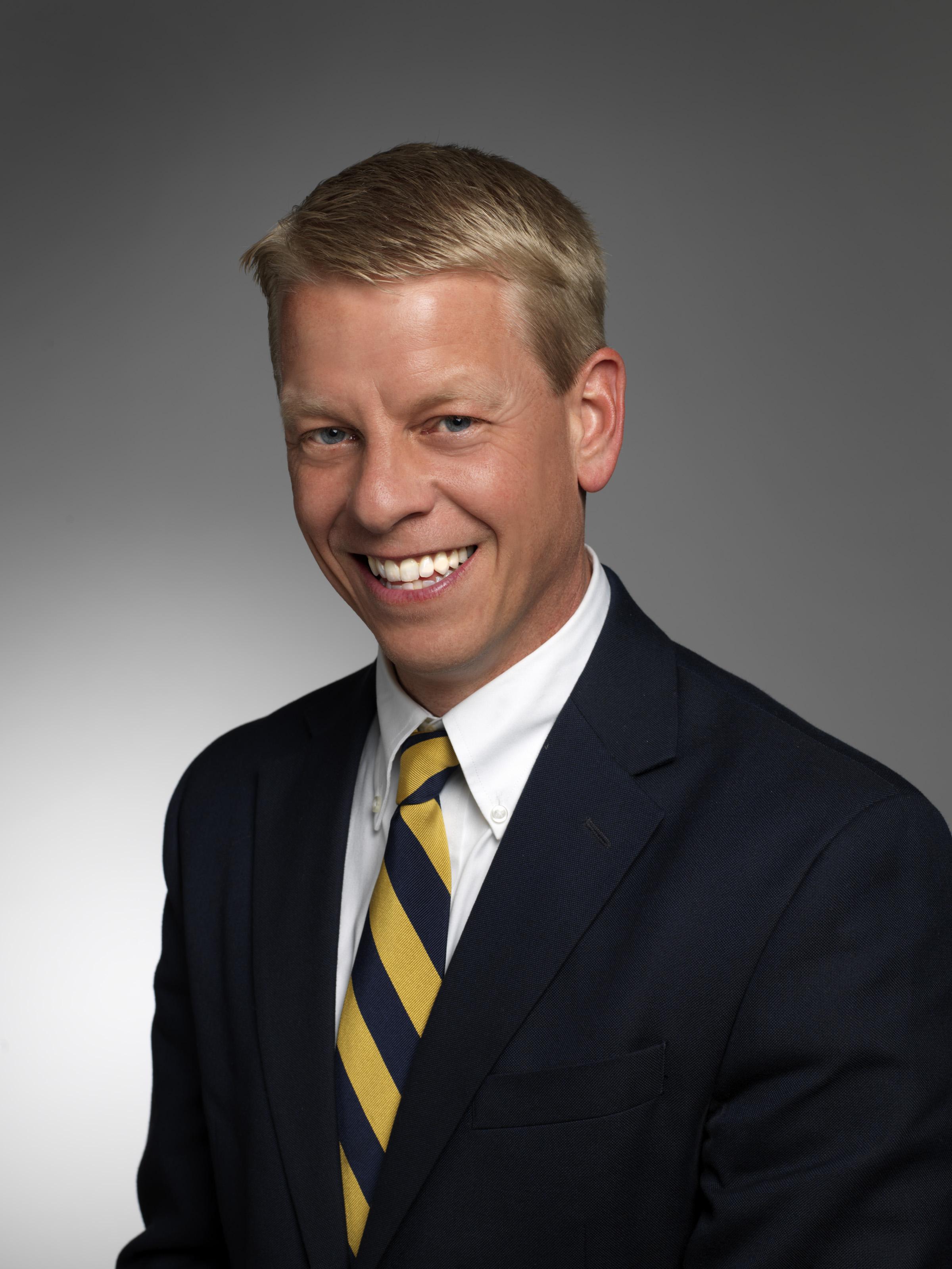 Dr Stephen J Nichols Named The New President Of