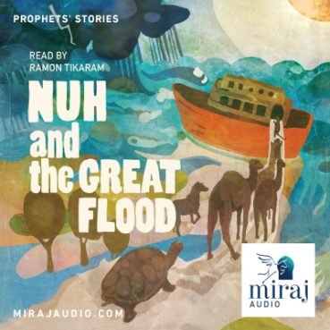 Miraj Audio released an Islamic version of the 'Noah' story this week. Photo courtesy of Miraj Audio