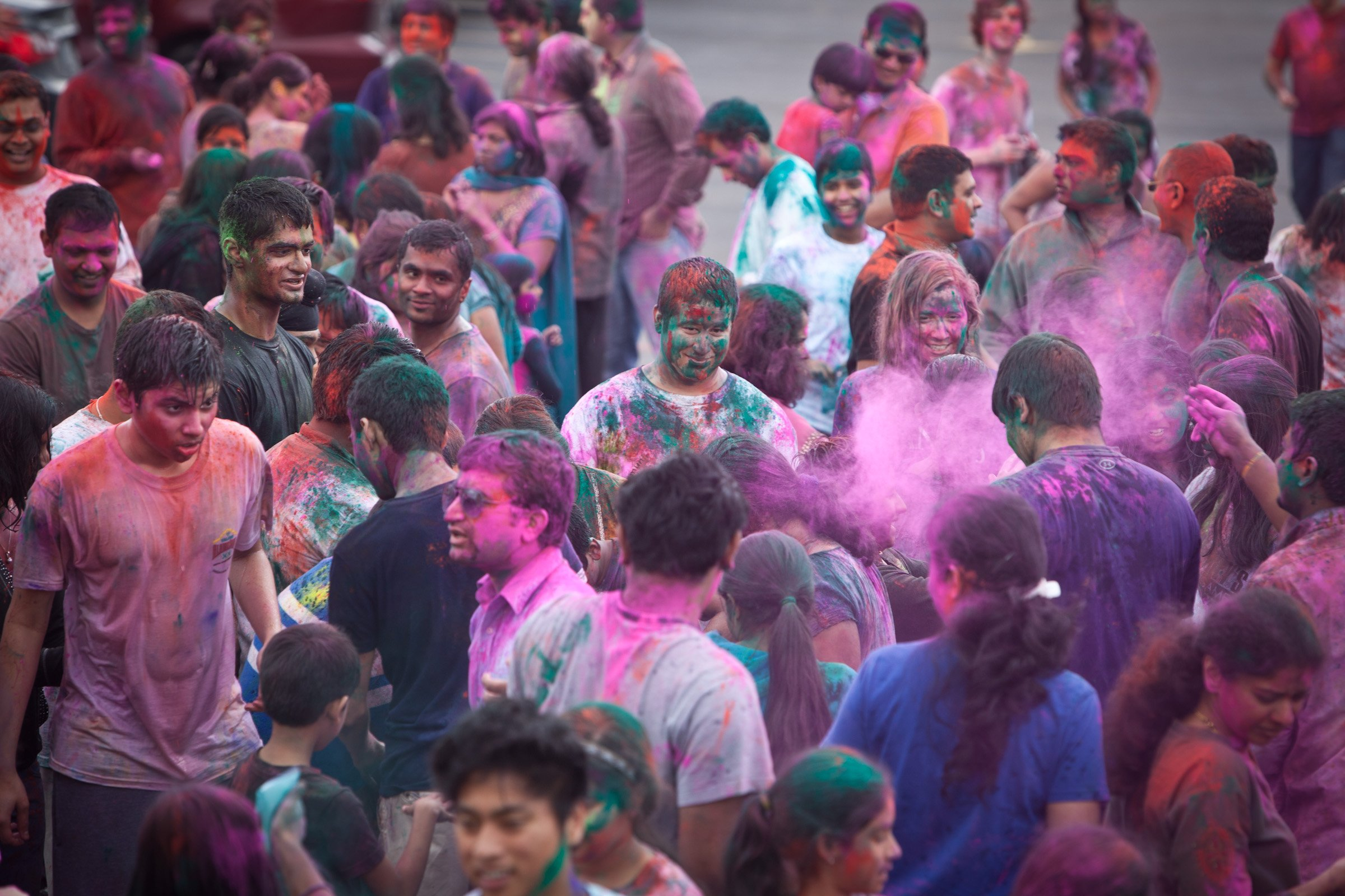 Holi 2013— festival of spring and bright colors 24Warez.Ru 99