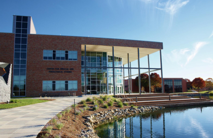 The Center for Biblical and Theological Studies at Cedarville University. Photo courtesy Jeremy Mikkola via Flickr Creative Commons.