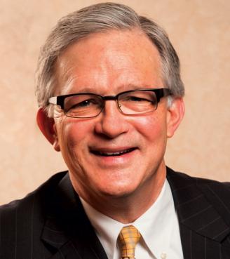 Doug Birdsall, who was fired as president of the American Bible Society. Photo courtesy Doug Birdsall