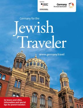 """To further encourage Jewish tourism, the German National Tourist Board recently released """"Germany for the Jewish Traveler,"""" its first """"e-guide"""" to help Jewish visitors find Jewish history in Germany. Photo courtesy of German National Tourist Board"""
