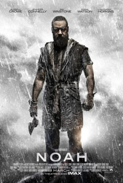 "The poster for ""Noah"" the movie. Photo courtesy of Grace Hill Media"
