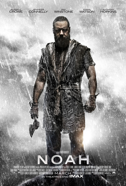 """The poster for """"Noah"""" the movie. Photo courtesy of Grace Hill Media"""