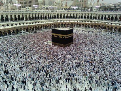 Mecca, Saudi Arabia.