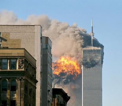 Al-Qaeda terrorism, hitting World Trade Center