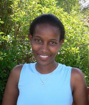 Ayaan Hirsi Ali.