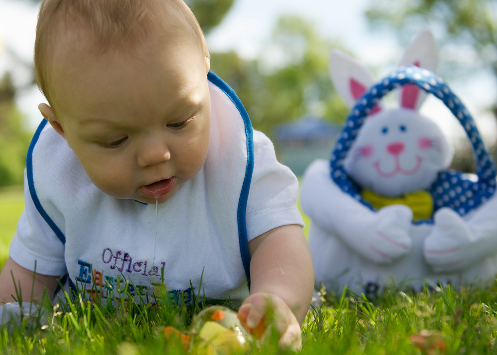 Finding the Easter Egg