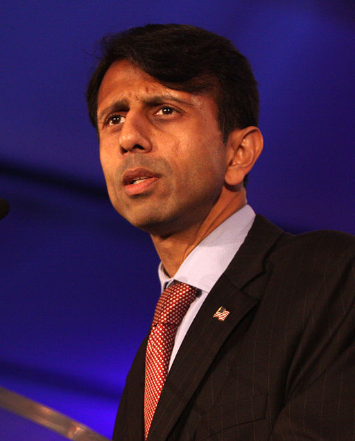 Gov. Bobby Jindal at the Republican Leadership Conference in New Orleans.