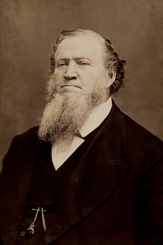 Was Brigham Young a racist?