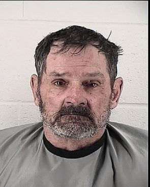 On Sunday, police arrested Frazier Glenn Cross, 73, of Aurora, Mo., and charged him with premeditated murder. Photo courtesy of Johnson County Sheriff's Office