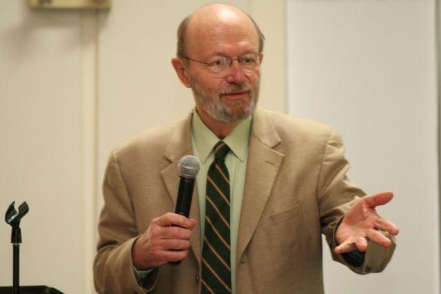Glen Stassen in 2008