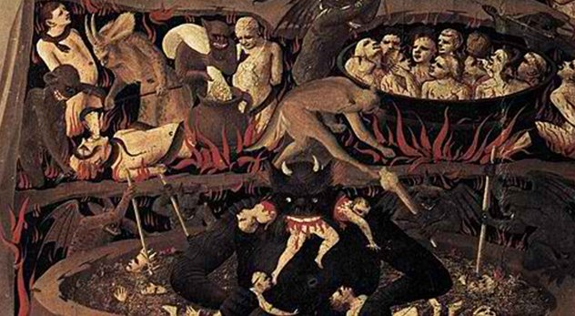 the different views of worlds religions on afterlife in dantes inferno Afterlife, heaven, and hell dante's inferno gives very graphic i personally struggled with this subject because i have researched several different religions.