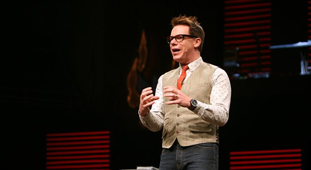 Jud Wilhite, pastor of Central Christian Church in Las Vegas, - Image courtesy of Jud Wilhite