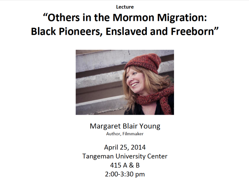 BYU professor and author Margaret Young will lecture in Cincinnati on Friday afternoon.