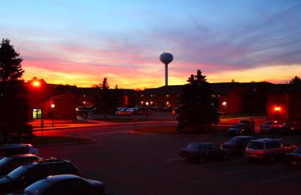 Cedarville Sunset. Photo courtesy Jeremy Mikkola via Flickr Creative Commons.