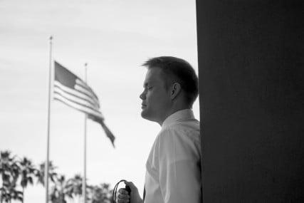 Arizona's James Woods, who is running for U.S. Congress.