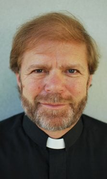 The Rev. Ron Stief, an ordained minister in the United Church of Christ, is executive director of the National Religious Campaign Against Torture. Photo courtesy of Rev. Ron Stief