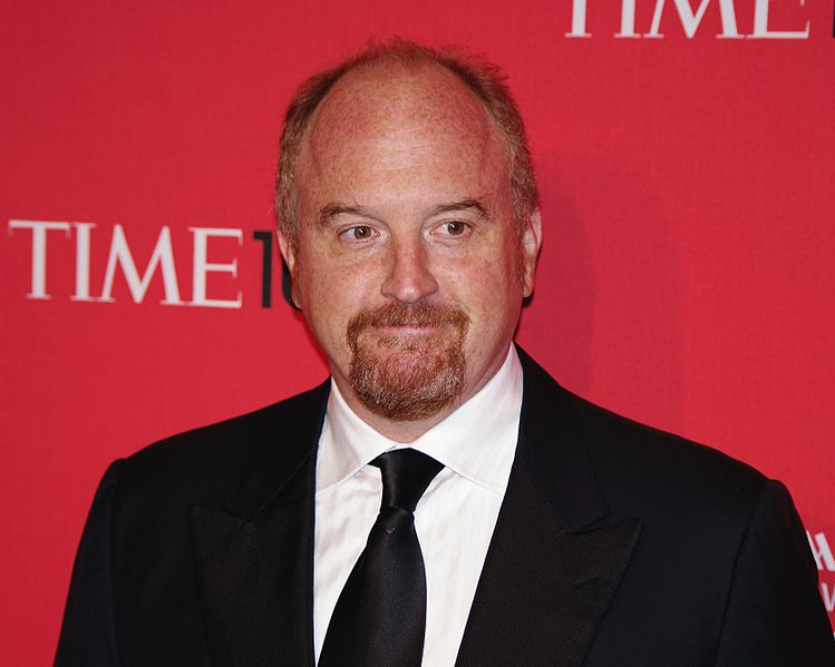 Louis C.K. at the 2012 Time 100 gala.