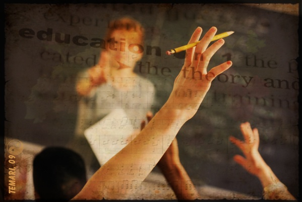 Learning time - photo courtesy of Temari 09 via Flickr