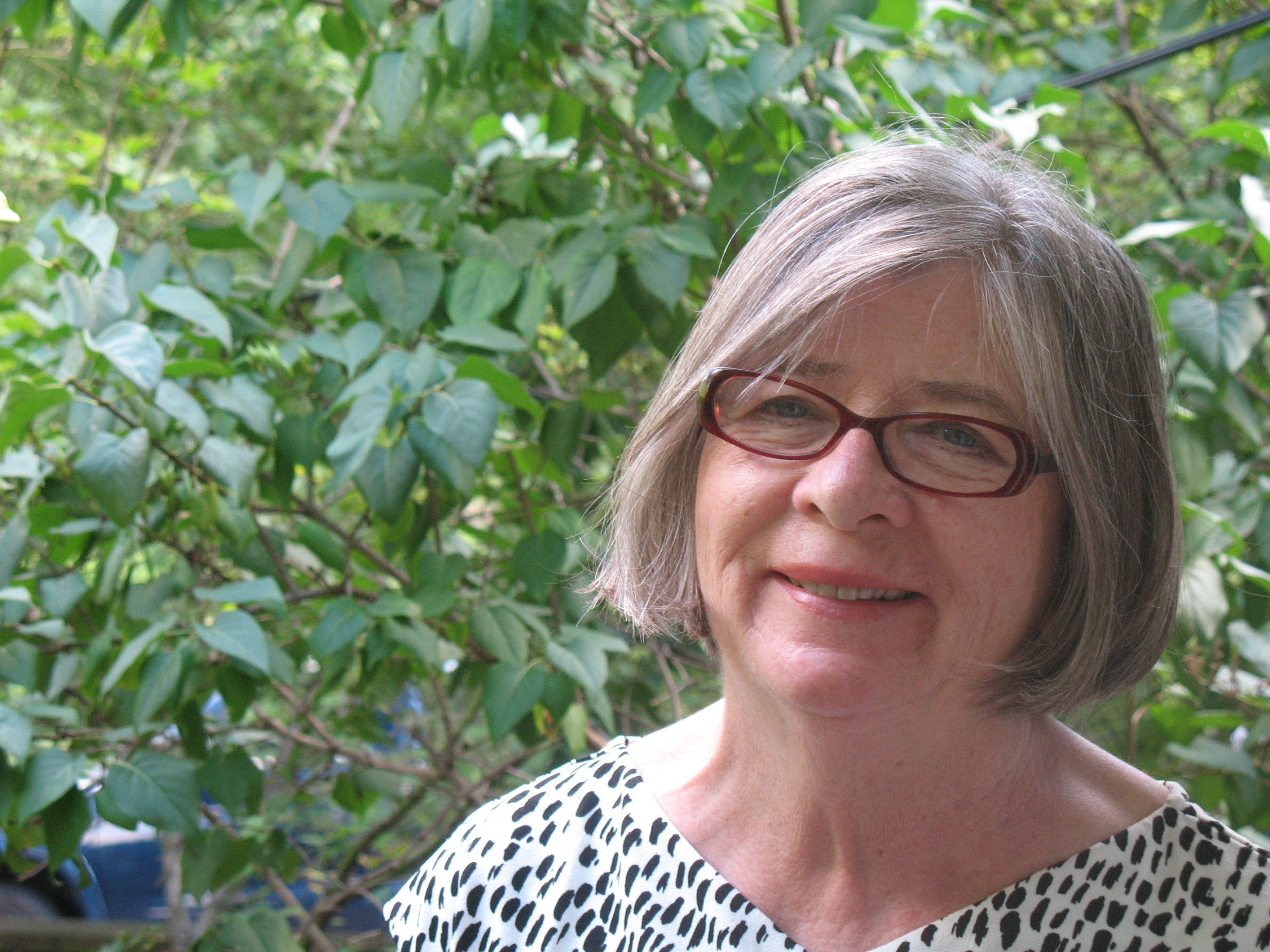 'Living With a Wild God' author and 'Women in Secularism' speaker Barbara Ehrenreich.