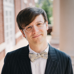 "Gregory Alan Thornbury is a Calvinist Christian and president of The King's College in New York City. He encourages his students to ""read promiscuously."" - Photo credit: New Southern Photography"