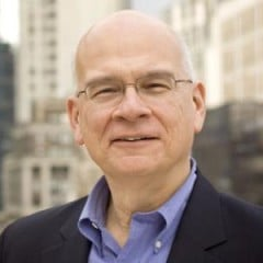 Tim Keller is a leading Calvinist pastor and New York Times bestselling author.