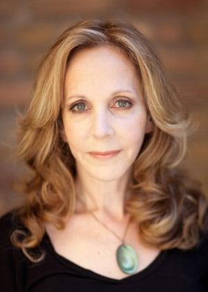 'Plato at the Googleplex' author Rebecca Goldstein.
